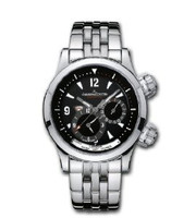 Jaeger LeCoultre Master Compressor Geographic Watch 1718170