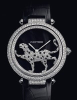 Cartier Promenade D'Une Pathere (WG-Diamonds /