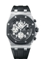 Audemars Piguet Royal Oak Offshore Chronograph Automatic Black Dial Watch 25940SK.OO.D002CA.03