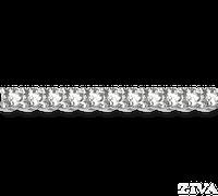 Ziva Diamond Bracelet in 3-Prong Setting
