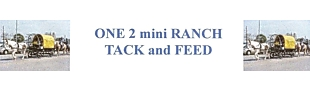 One 2 mini Ranch