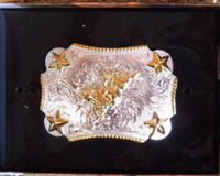 Nocona Kid's Bull Rider Belt Buckle