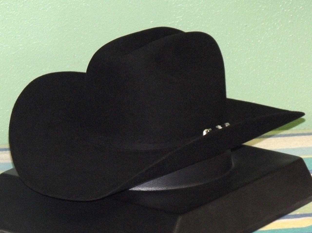 0477bc20814 Stetson Lariat 5X Fur Cowboy Western Hat - One 2 mini Ranch