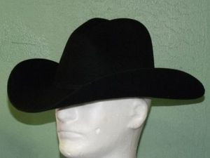 aa2273670f1 Stetson Kid s Lil Gus Wool Cowboy Hat - One 2 mini Ranch