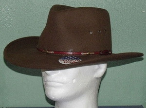 a80cf8b005679 Stetson Wildwood Crushable Wool Western Hat - One 2 mini Ranch
