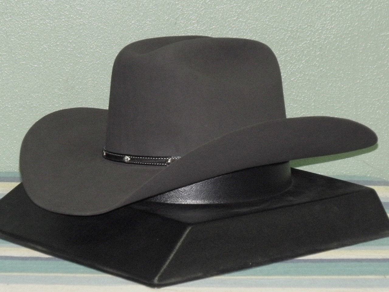 Stetson Angus 6X Fur Felt Cowboy Hat - One 2 mini Ranch cbe941e8f88