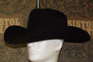 63954526 Resistol Black Gold 20X Fur Western Hat - One 2 mini Ranch