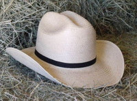 SunBody Kid's Palm Cattleman Cowboy Hat
