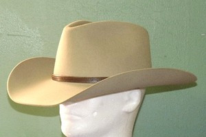 ccf5653b4 Stetson Seneca 4X Buffalo Wool Cowboy Hat - One 2 mini Ranch