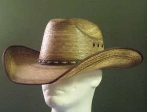 Jason Aldean Amarillo Sky Palm Cowboy Hat - One 2 mini Ranch 124a8d34741