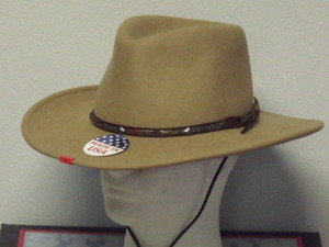 48aa1219a2e0c Stetson Mountain View Crushable Wool Western Hat - One 2 mini Ranch