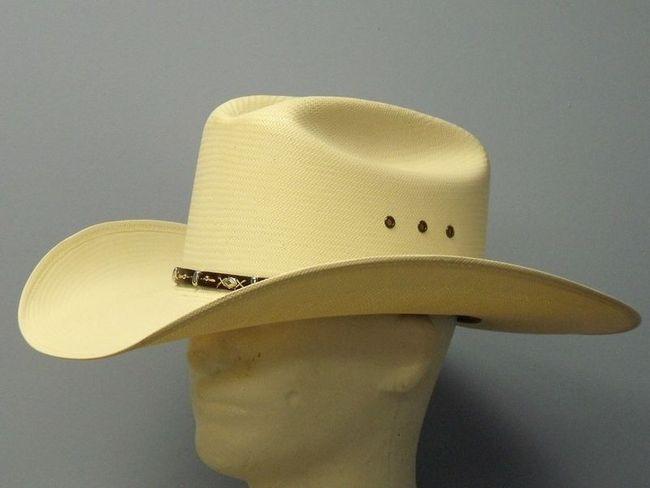 e28cc89cec377 George Strait Hazer 10X Shantung Cowboy Hat - One 2 mini Ranch