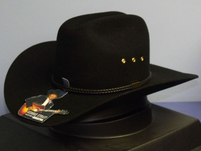 e9f34245 Resistol Hill Country Junior Kid's Cowboy Hat. Image 1. Loading zoom
