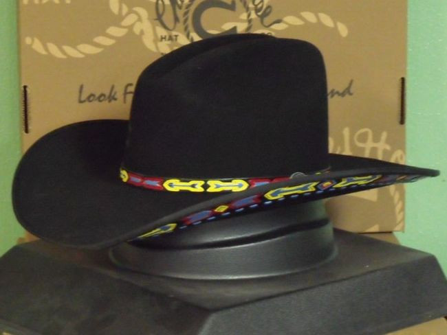 0ad4ed6c928 Charlie 1 Horse Aztec Cowboy Western Hat - One 2 mini Ranch