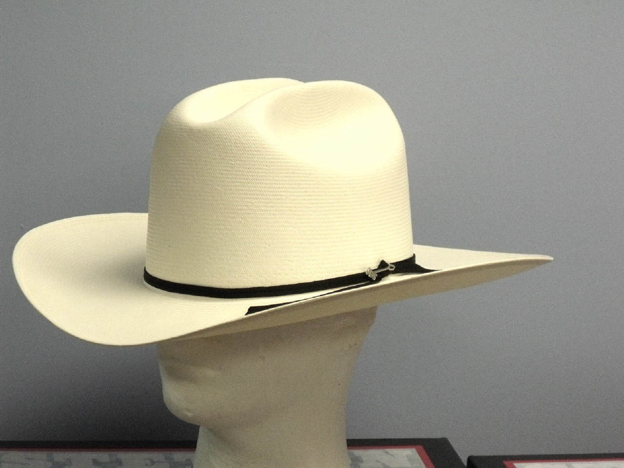 Stetson Rancher 100X Shantung Cowboy Western Hat - One 2 mini Ranch 3785ec0fc01