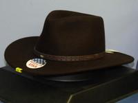 763da52051d9a Stetson Santa Fe Crushable Wool Western Hat - One 2 mini Ranch