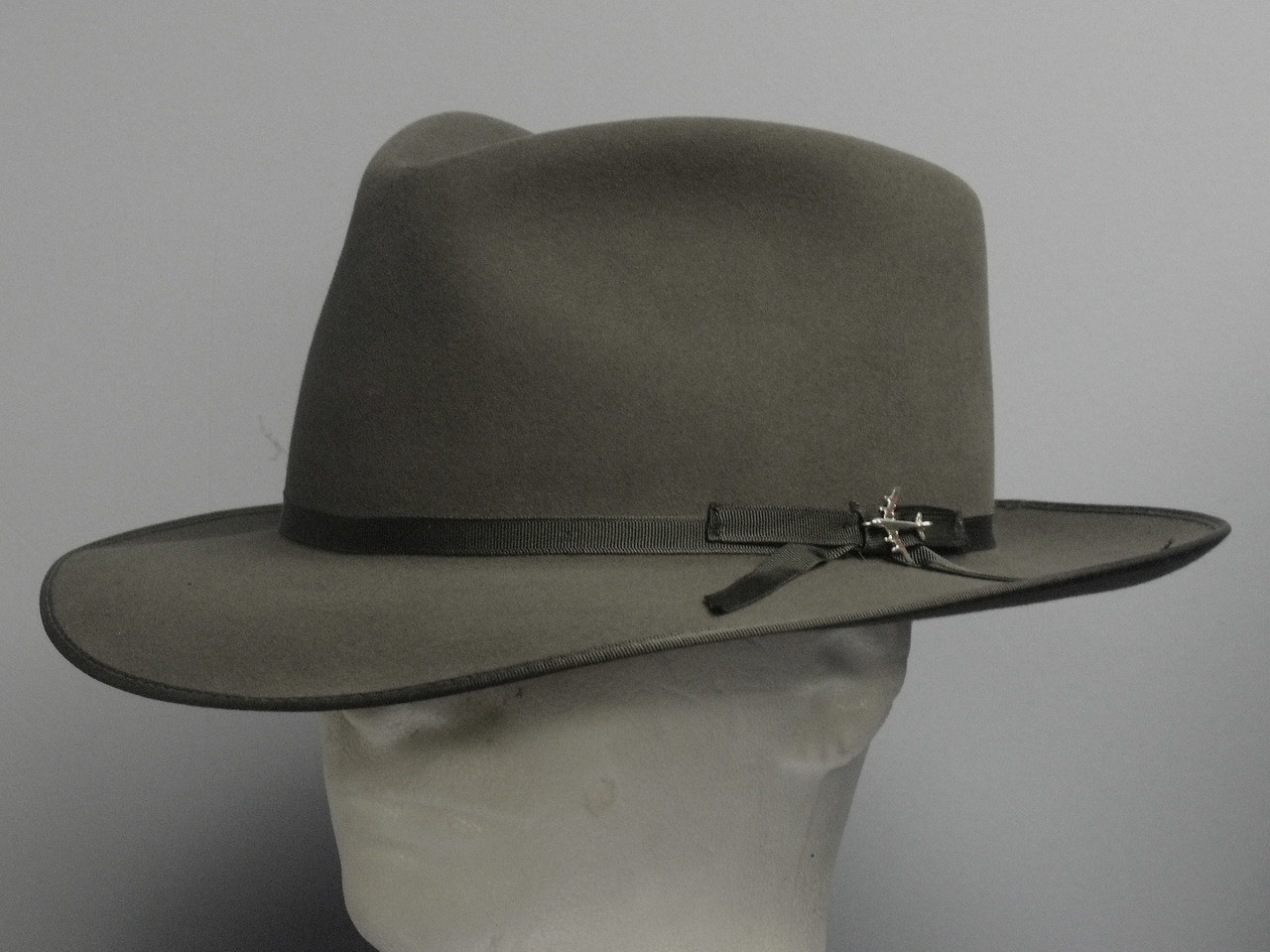 Stetson Stratoliner Royal Fur Felt Fedora Hat - One 2 mini Ranch b4f74ccd082f