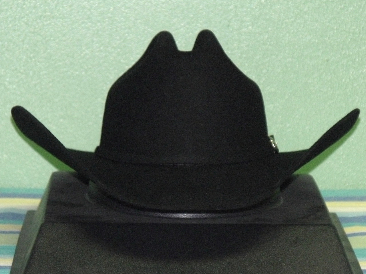 d04e4e1095081 Justin Rodeo 3X Wool Cowboy Western Hat - One 2 mini Ranch