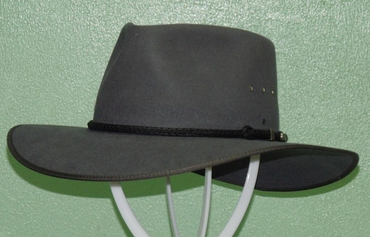 8b80ff78a9d Akubra Cattleman Imperial Fur Cowboy Western Hat - One 2 mini Ranch