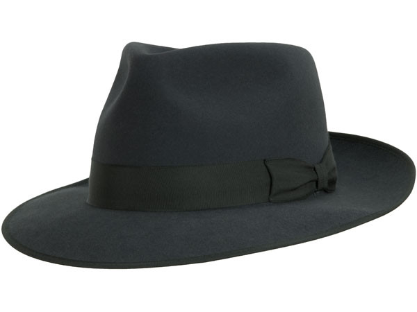 7202ec80ecd Akubra Stylemaster Imperial Fur Fedora Hat - One 2 mini Ranch
