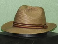 Dobbs Chilli Florentine Milan Fedora Hat