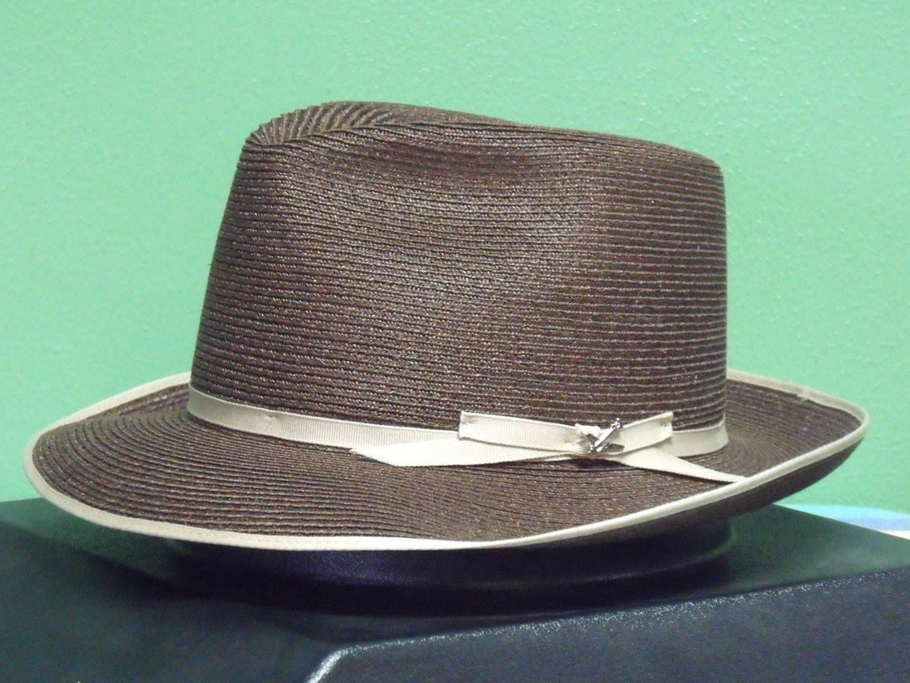 15876986f7247 Stetson Stratoliner Special Edition Hemp Fedora - One 2 mini Ranch