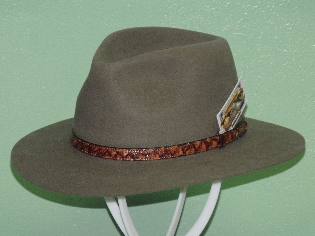 Akubra Banjo Paterson Fur Town And Country Hat - One 2 mini Ranch 2c414117cebe