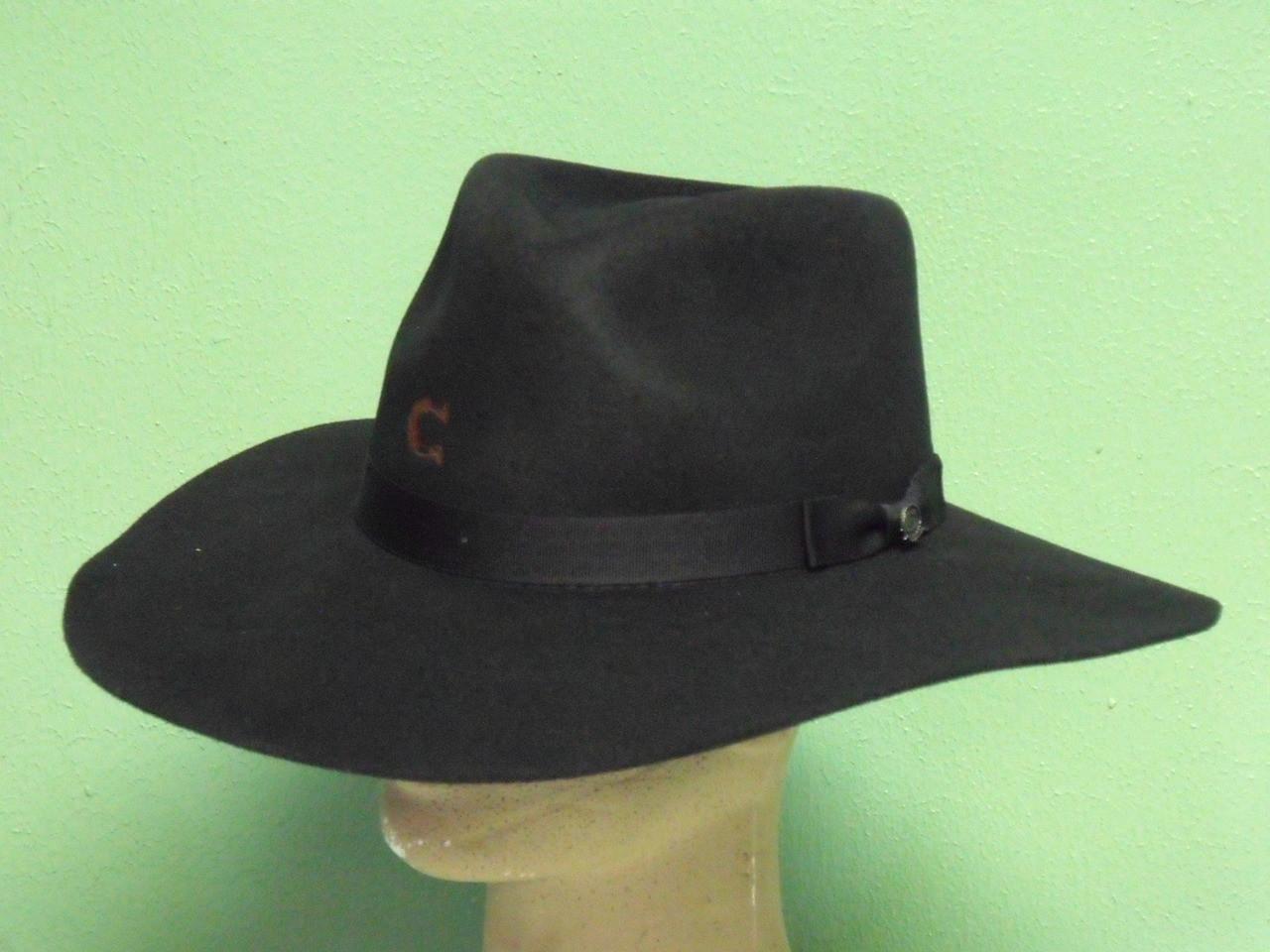 Charlie 1 Horse Highway Western Fedora Hat - One 2 mini Ranch 05eaee0ef5e9