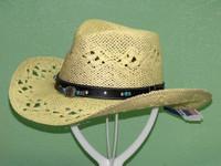 Silverado Evelyn Toyo Straw Western Hat