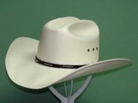 Stetson Llano 10X Shantung Straw Cowboy Hat