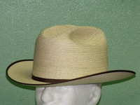 Stetson Woven Hemp Open Road Western Hat