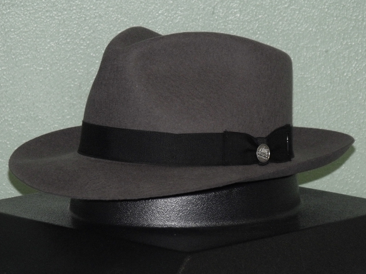 ace0a827 Stetson Chatham Wool Fedora Hat - One 2 mini Ranch