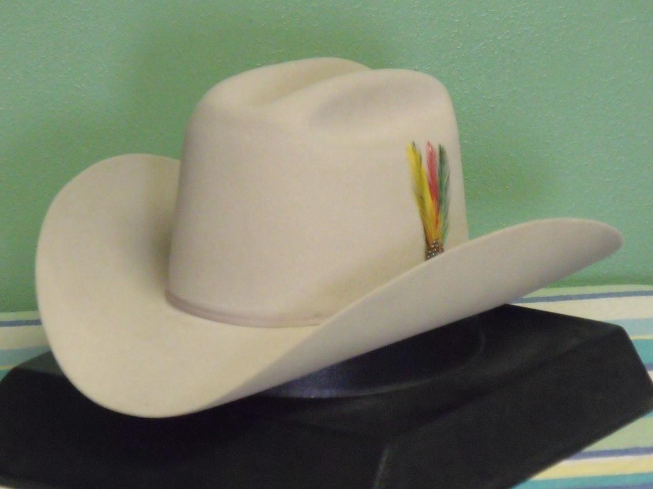 0e7026996e5 Stetson Rancher 6X Fur Felt Western Hat - One 2 mini Ranch