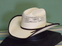 Resistol Chance Junior Bangora Cowboy Hat