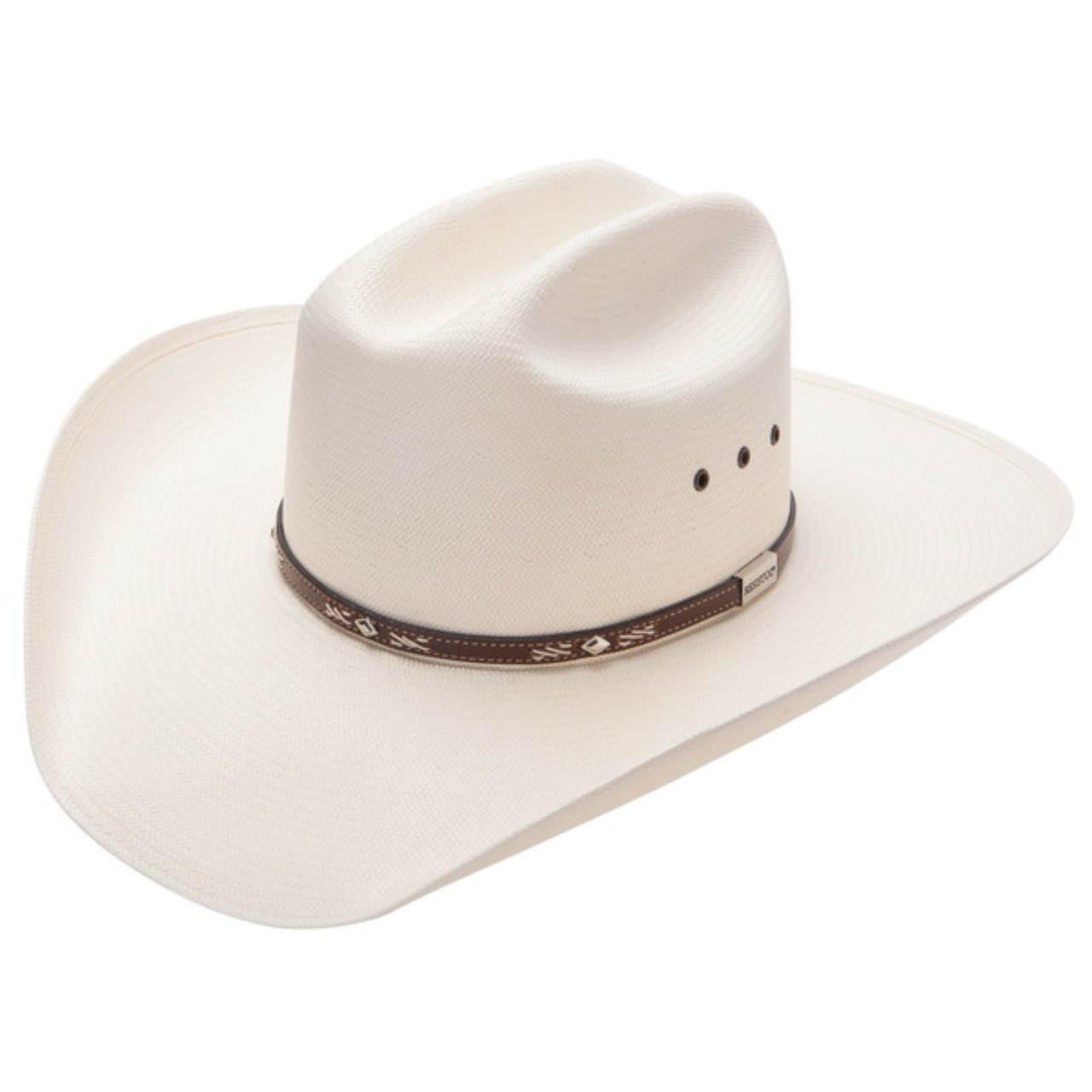 154588862707d George Strait Lambert 10X Straw Cowboy Hat - One 2 mini Ranch