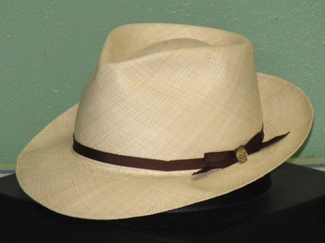 8b39355348bd7 Stetson Forty-Eight Panama Fedora Hat - One 2 mini Ranch
