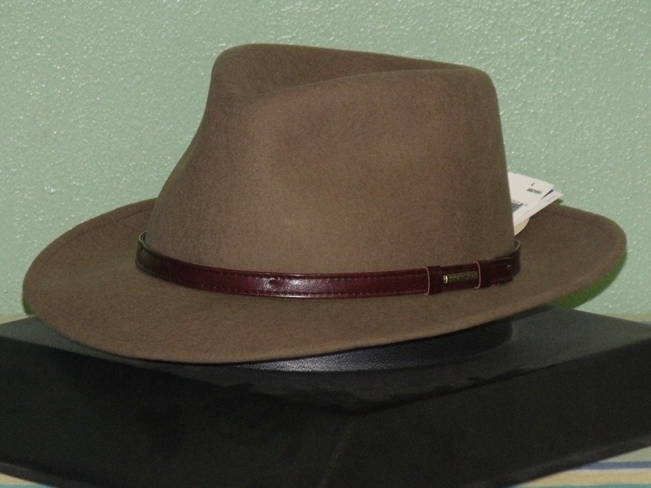 Stetson Cruiser Crushable Wool Fedora Hat - One 2 mini Ranch 60362b6ffd45