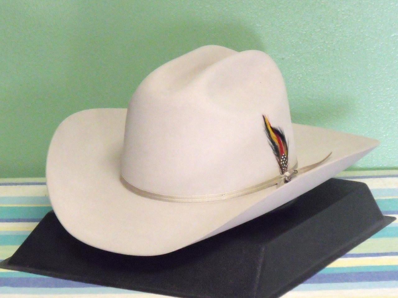Stetson Roper 6X Fur Felt Cowboy Hat - One 2 mini Ranch 0e136653c54
