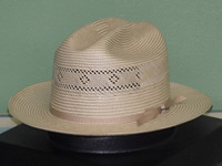 9e5adf1eece0e Stetson Shantung Vented Open Road 2 Western Hat
