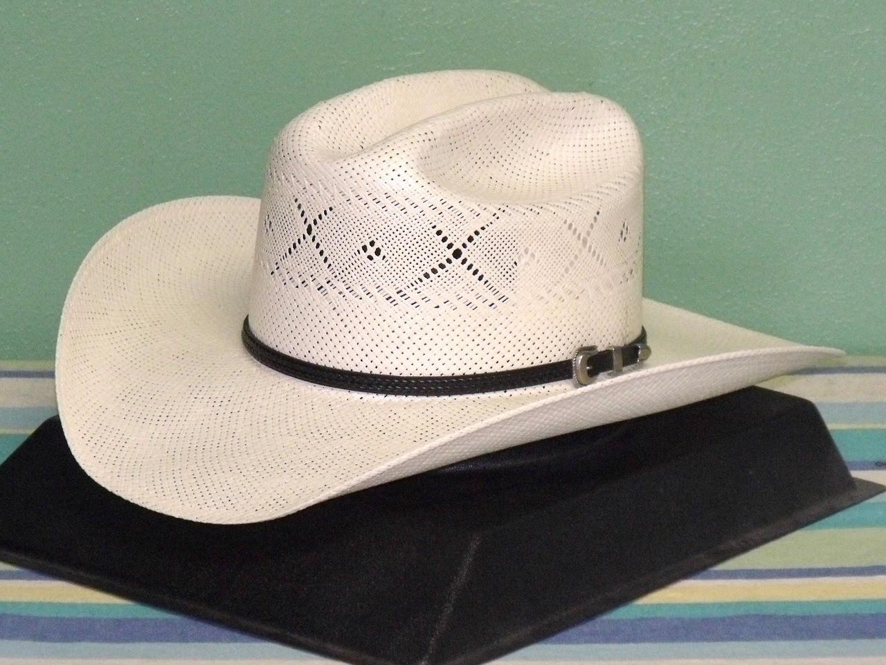 George Strait All My Ex s 20X Shantung Cowboy Hat - One 2 mini Ranch 18657f4dc29