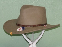 Stetson Big Sky Crushable Wool Western Hat