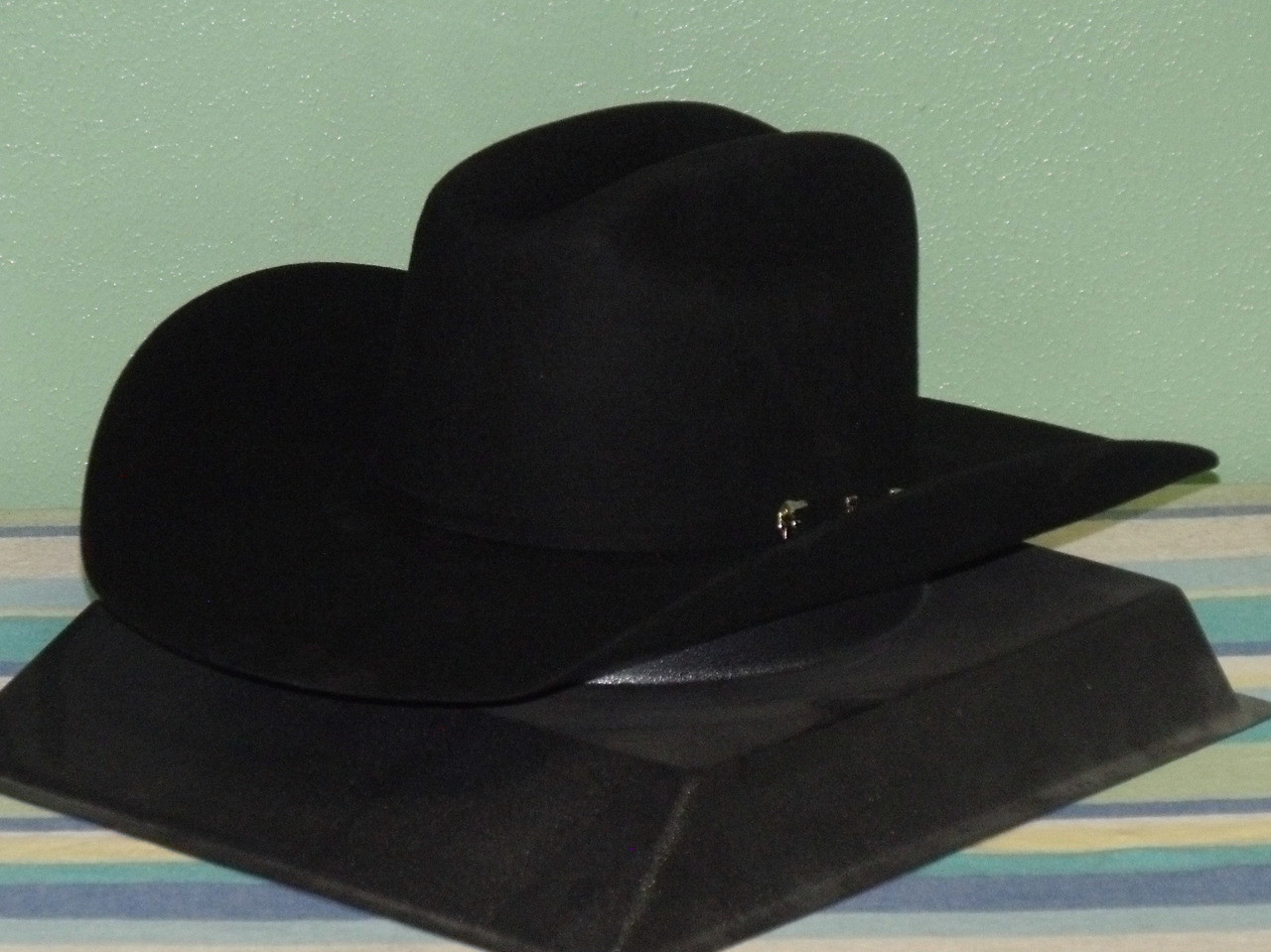 992476c536ea0 Ariat A75206 Select 3X Wool Cowboy Hat - One 2 mini Ranch