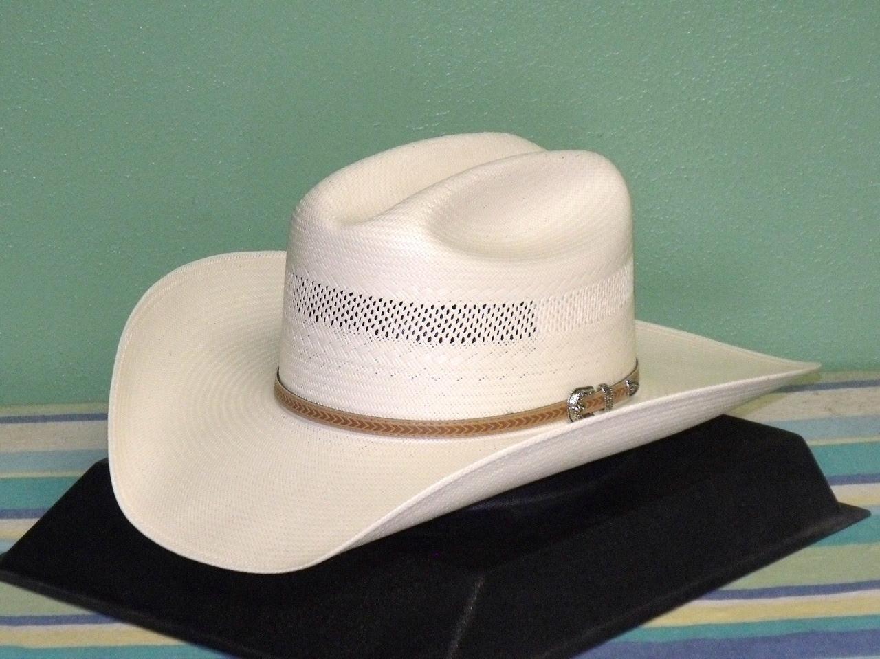 31678f854843d Stetson Arapaho 10X Shantung Straw Cowboy Hat - One 2 mini Ranch