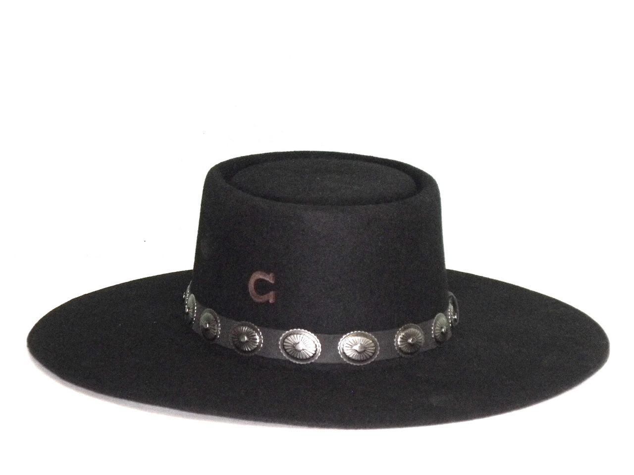 f53e93ca85b Charlie 1 Horse High Desert wool Plantation Hat - One 2 mini Ranch