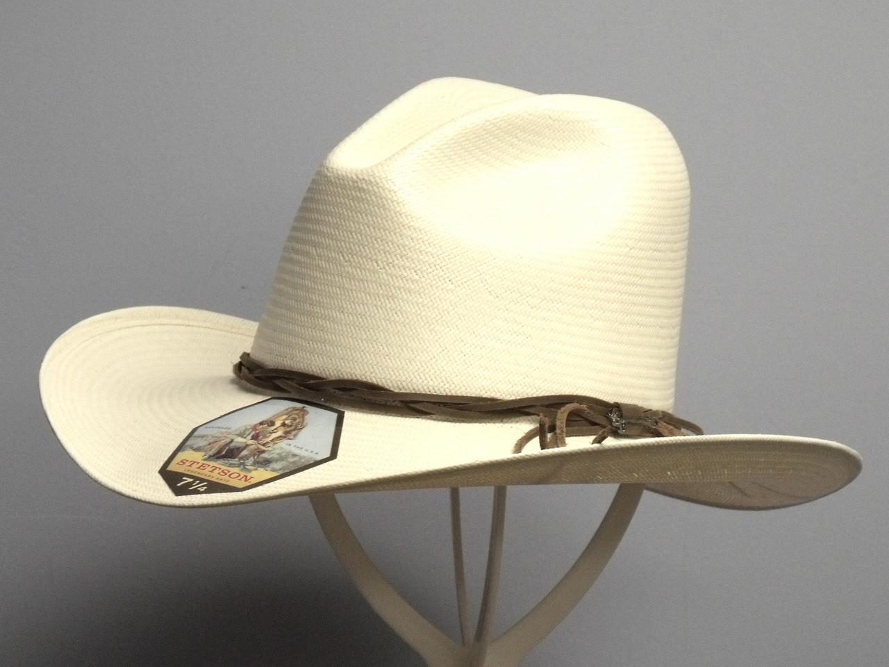 d44197442 Stetson Gus 10X Straw Cowboy Western Hat - One 2 mini Ranch