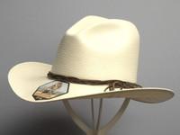 Stetson Gus 10X Straw Cowboy Western Hat
