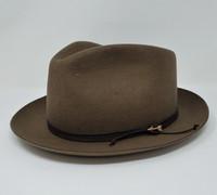 Stetson Dashfire Wool Stingy Brim Fedora Hat