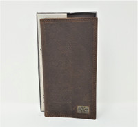 HD Xtreme Leather Rodeo Wallet/Checkbook Cover
