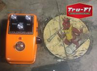 Tru-Fi Pedal Colordriver 9V version Fuzz Overdrive Guitar Pedal