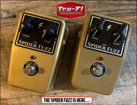 Tru-Fi The Spider Fuzz Guitar Pedal